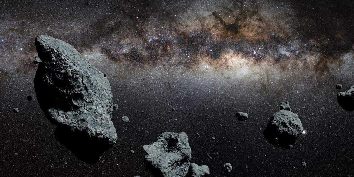 Astereoit ve Uzay