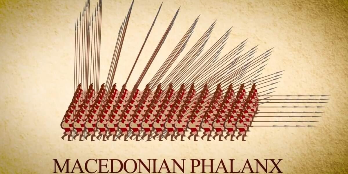 Ünlü Makedon Falanksı