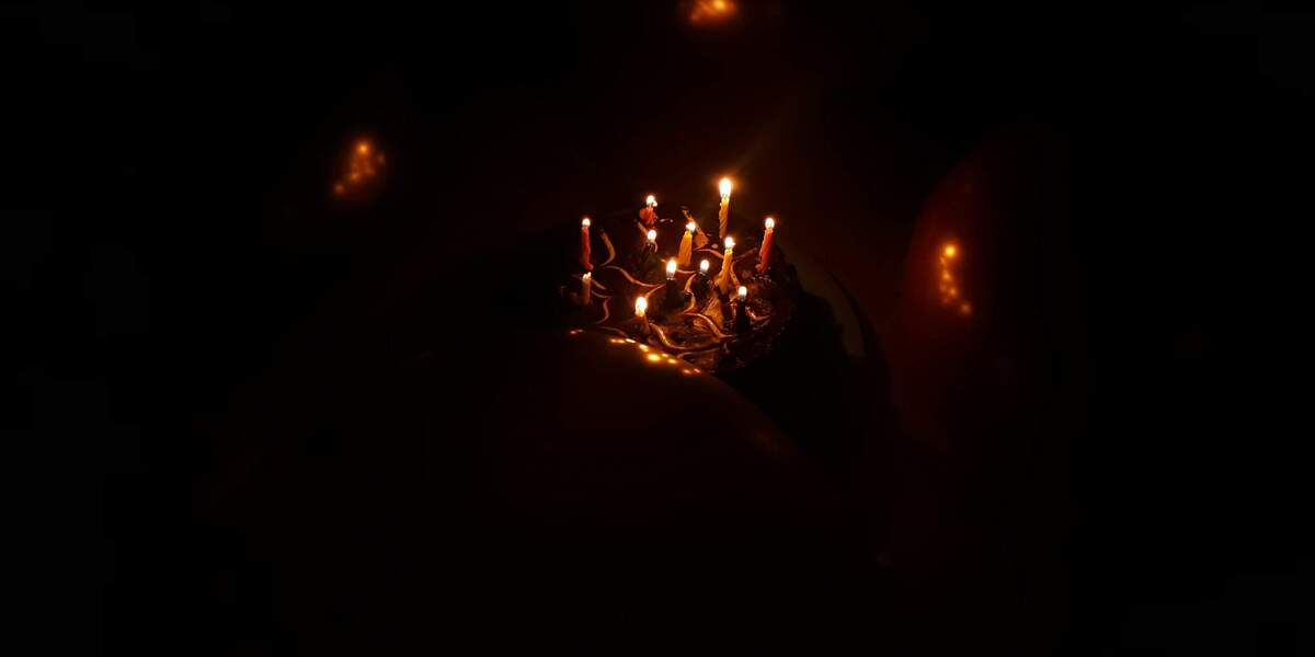 doğum günü mumlar