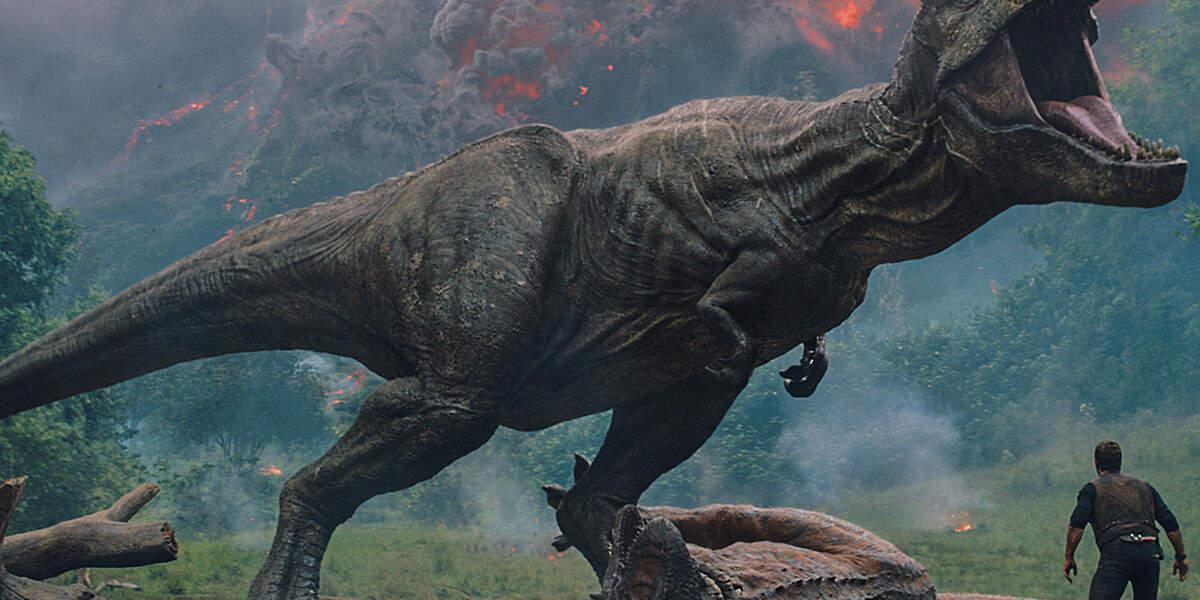 Jurassic World, Dinozor ve insan