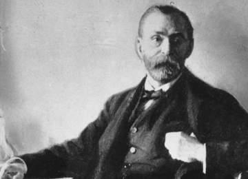 Alfred Nobel'in fotoğrafı