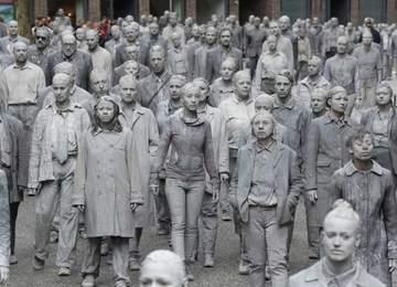 G20 öncesi zombi eylemi