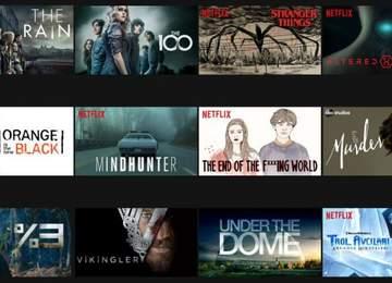 Netflix dizileri