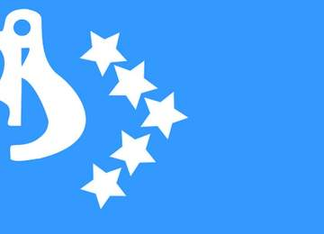 hazar imparatorluğu bayrağı