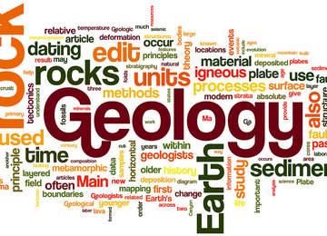 Jeolojinin alt dalları ile ilgili görsel