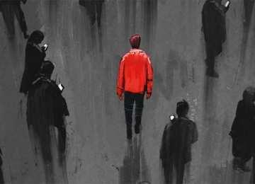 Kalabalıkta yalnızlık
