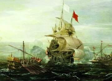 osmanlı deniz savaşı