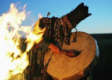 ateş ritüeli