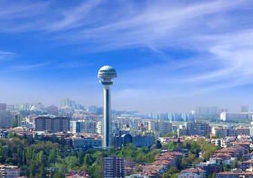 Ankara, Atakule