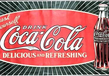 eski Coca Cola reklamı