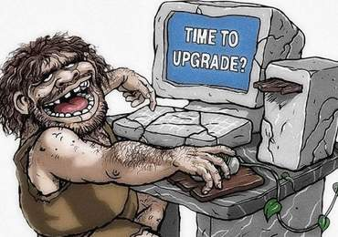 İlkel İnsan ve Bilgisayar