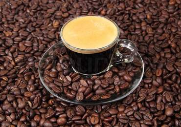 Kahve Çekirdekleri ve Espresso