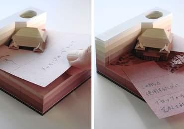 Not kağıtları