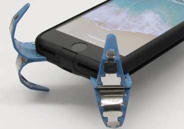 Telefonun kırılmasını önleyecek kılıf