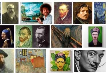 Ünlü Ressamlar