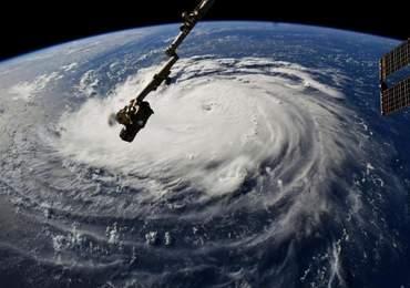 Florence Kasırgası, Uzaydan