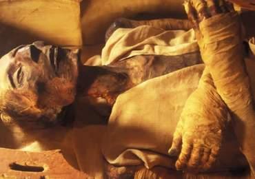 Antik Mısır'da Mumyalama Teknik ve Süreci