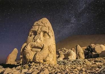Nemrut Dağı Heykel