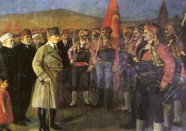 Atatürk Yağlı Boya Tablo