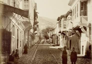 Eski bir mahalle