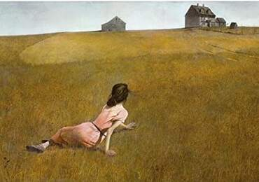 Andrew Wyeth- Christina's World