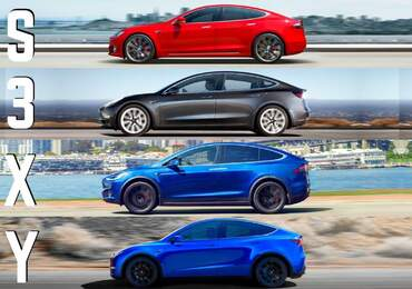 ALL TESLA MODELS