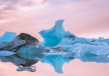Bir Buzul Deneyimi