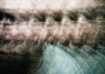 Şizofreniyi temsil eden bir görsel