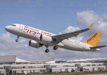Pegasus Uçağı