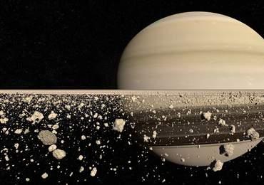 Saturn ve Halkaları