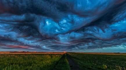Asperitas (Asperatus) Bulutları