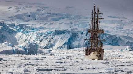 Buzullar ve Gemi