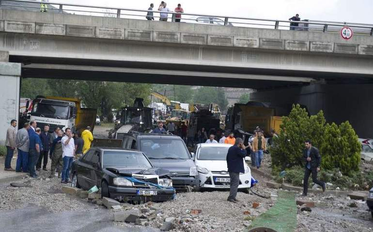 Ankara Sel Felaketi