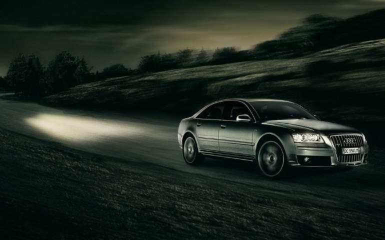 Işık hızı araba farı