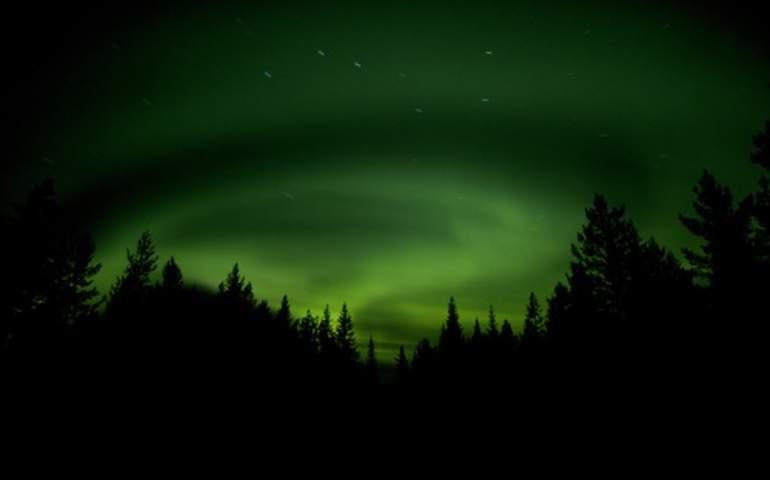 aurora caerborealis