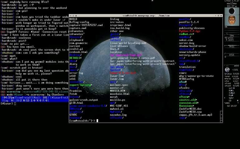 Linux komut sistemi