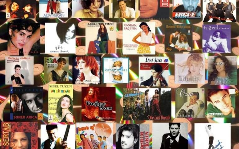 90'lar Türkçe Pop