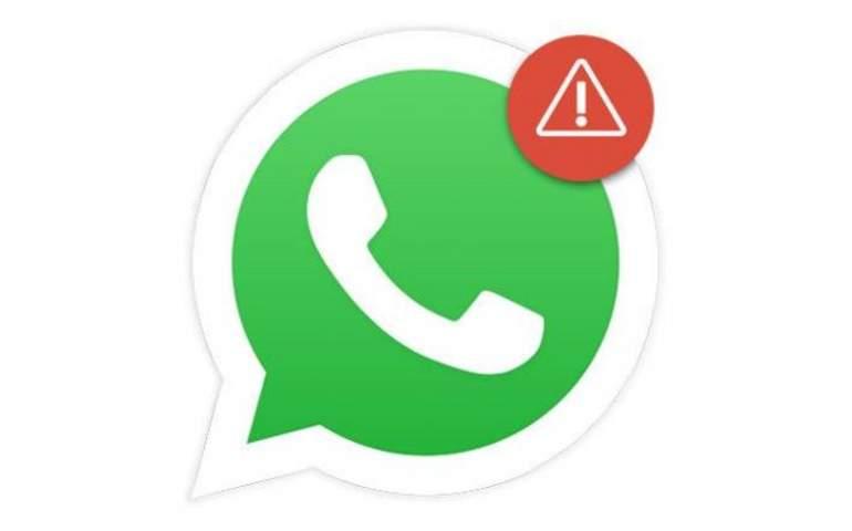 WhatsApp Bildirim Hatası