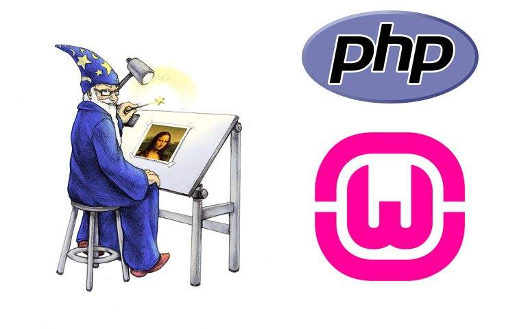 ImageMagick PHP and WampServer