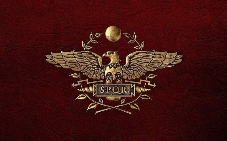 Roma İmparatorluğu Bayrağı