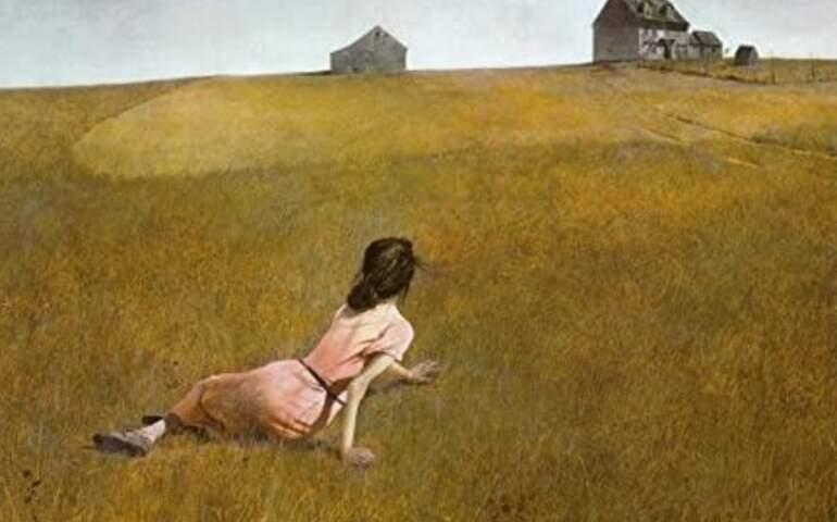 Andrew Wyeth- Christina's World