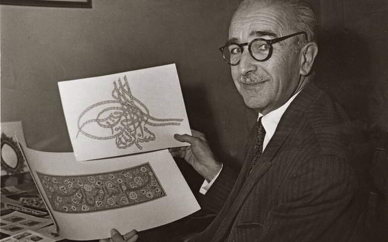 Süheyl Ünver (1898-1986)