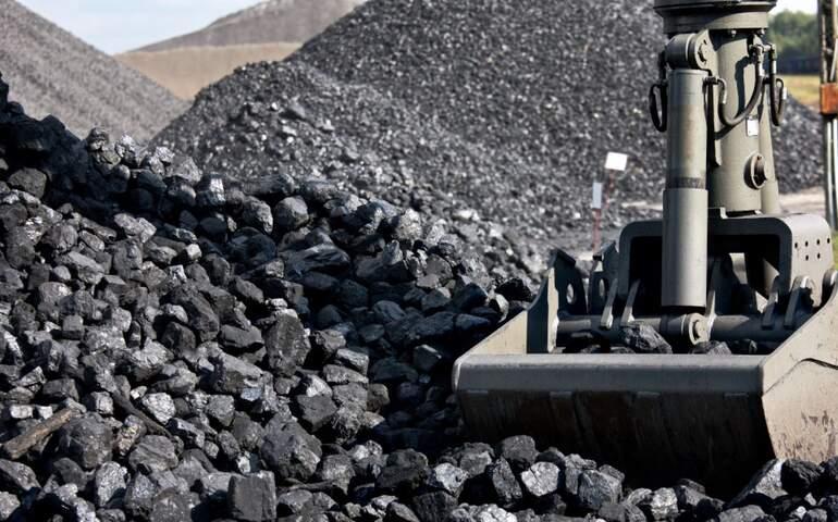 Kömür fotoğrafı