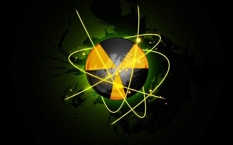 Radyoaktif Atom Görseli
